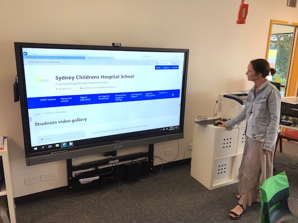 sydney children's hospital school gilkon fp7
