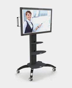 Mobile LCD or Plasma Stand